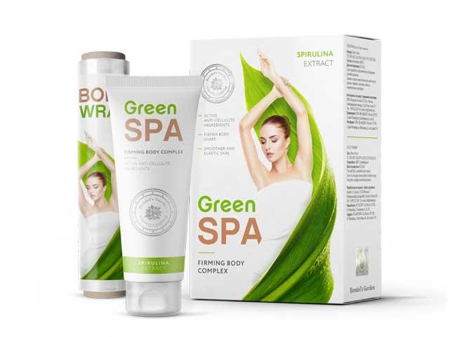 kako naruciti green spa