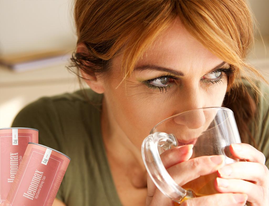 Čaj za gastritis i čir – Hemomax