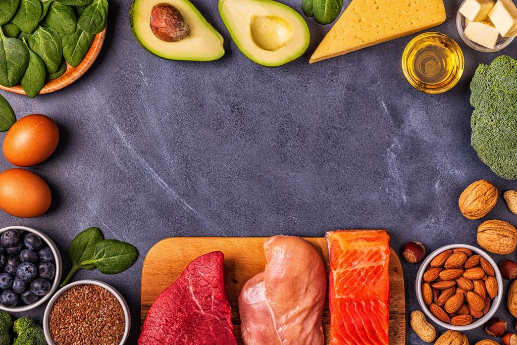 Ketogena dijeta jelovnik za 7 dana