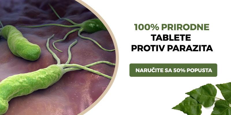 tablete protiv crijevnih parazita