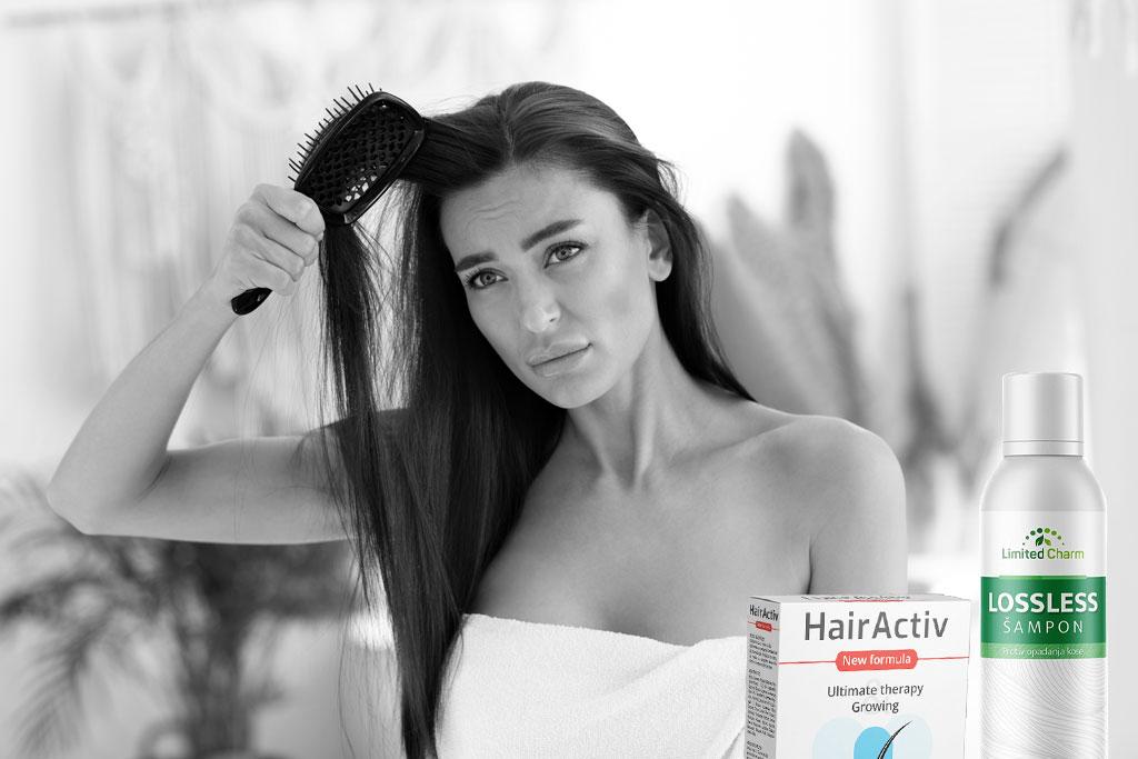 opadanje kose uzroci i lecenje